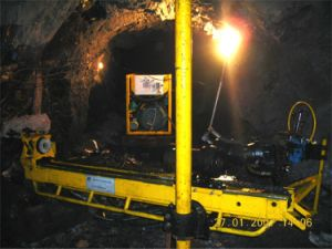 360 Degree Underground All Hydraulic Diamond Core Drilling Rig pictures & photos