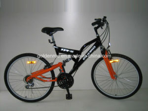 "26"" Steel Frame Mountain Bike (2611) pictures & photos"