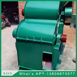 Double-Shaft Crusher / Semi Wet Materials Double Pole Crusher Sjfs-80 pictures & photos