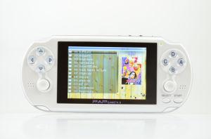 4.1 Inch Dual Core Video Game Console with FM Radio Pap-Gameta II