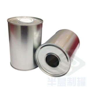 500ml Cooking Oil Tin Can pictures & photos
