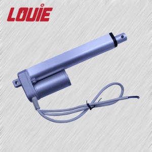 Waterproof Electric Dc Motor Linear Actuator With Handcontroller And Power For Industrial Use