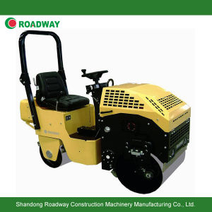 800kg Ride on Hydraulic Vibratory Road Roller, Roller Compactor, Mini Road Roller pictures & photos