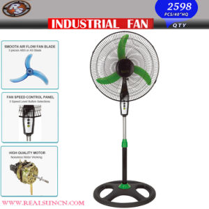 18inch Stand Fan with Light pictures & photos