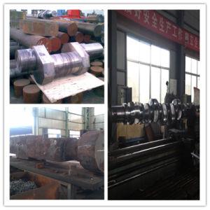 Good Quality Large Forging Crankshaft for Compressor pictures & photos