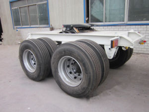 Ctac Hot Selling Two-Axles Dolly Semi Trailer pictures & photos