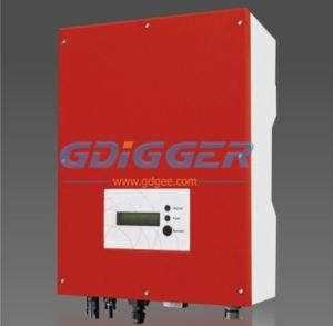 DC PV Grid Tie Inverter Solar Inverter pictures & photos