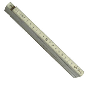 Plastic Folding Ruler 2 Meters 10 Folds Mte4103 pictures & photos
