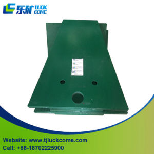 Cheek Plate Upper-Cheek Plate Lower-Cheek Plate-C110-Jaw Crusher-Metso pictures & photos