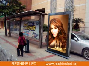 Indoor Outdoor Portable Digital Advertising Media LED Display Screen//Player/Poster/Billboard/Sign pictures & photos