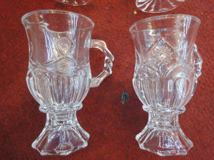 High Quality Glass Beer Mug Wigh Good Price Tableware Kb-Hn0597 pictures & photos