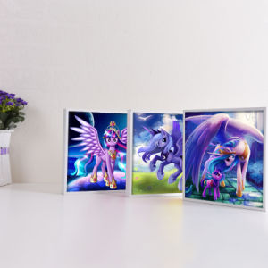 Factory Direct Wholesale Corss Stitch DIY Diamond Painting K-110 pictures & photos