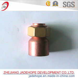 AC Copper Fitting for The Reducing Brass Coupling pictures & photos