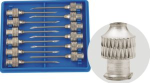 Veterinary Needle (KD402 A, B, C Types) pictures & photos