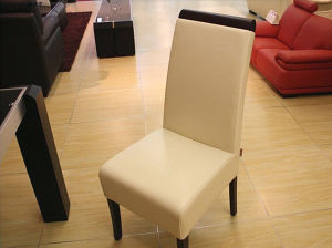 Hotel PU Leather Dining Chair with High Quality (M-X1084) pictures & photos
