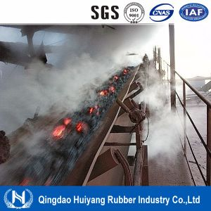 EPDM High Temperature Resistant Rubber Conveyor Belt