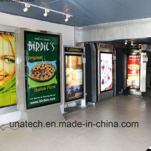 Airport Advertising Aluminium Billboard Structure LED Light Box pictures & photos