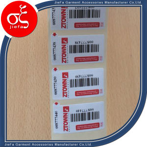 Wholesale Different Specification Sticker for Garment pictures & photos