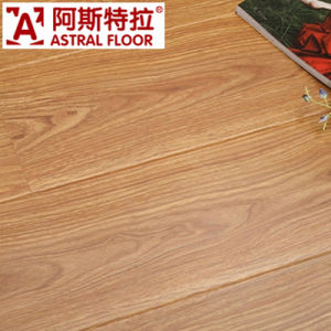 High Gloss Surface (Great u-groove) /Laminate Flooring (AM5505) pictures & photos