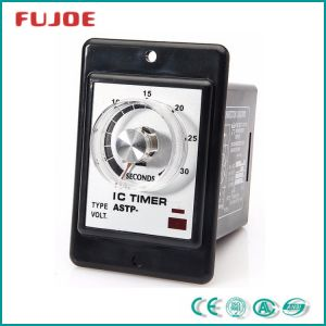 Astp-Y Adjustable Digital Auto Electronic Time Delay Relay pictures & photos