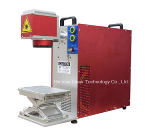 Portable Fiber Marking Machine for Metal and Plastic (FLM20P)
