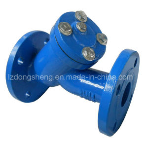 Cast Iron Flange Type Y-Strainer pictures & photos