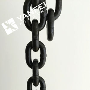 G80 Black Painted Lifting Chain pictures & photos