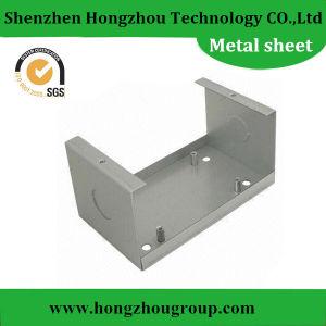 Customized Aluminum Sheet Metal Fabrication Part pictures & photos