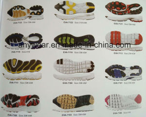 Phylon Soles Md PU EVA Shoes Outsole (EVA F 11-16) pictures & photos