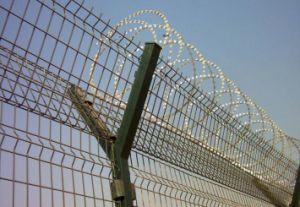 Low Price Galvanized Razor Barbed Wire pictures & photos