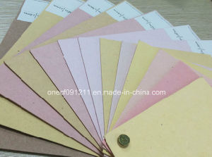 Various Color Insole Board Paper Board for Shoe Middle Insoles pictures & photos
