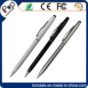 2 in 1 Metal Stylus Touch Pen for Smartphone