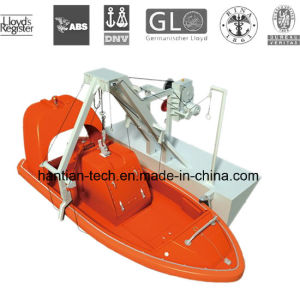 15p FRP Fiberglass Fast Rescue Boat with Davit (HT-R60) pictures & photos