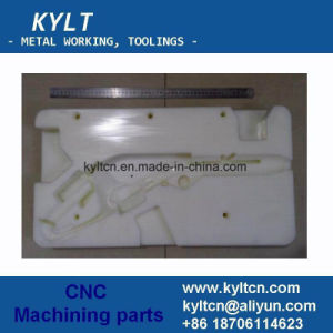 Plastic POM (Derlin) /Teflon/Nylon/PMMA (Acrylic) /Pei (Ultem) CNC Machining Prototype pictures & photos