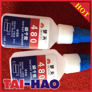 Th480 Instantaneous Adhesive Chemical Resistance Glue