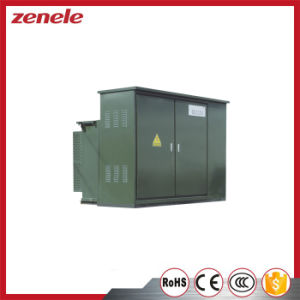 3 Phase Oil Immersed Type Pad Mounted Transformer pictures & photos