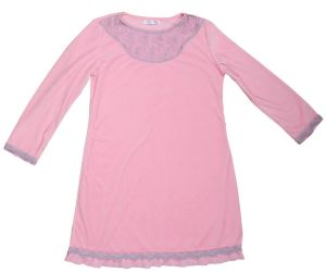 Women′s Fashion Velour Dress Make of 80%Cotton 20%Polyester pictures & photos