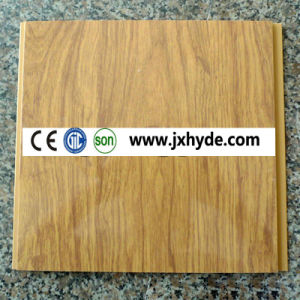 9*100mm Hot Stamping PVC Ceiling Designs PVC Panel pictures & photos