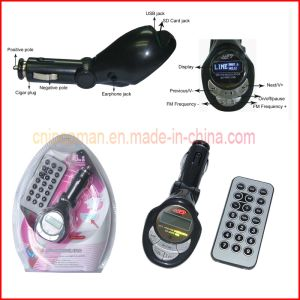 Car MP3 Modulator Car FM Modulator Car MP3 FM Transmitter pictures & photos