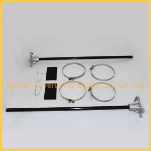 Metal Street Light Pole Advertising Poster Parts (BS-HS-016) pictures & photos
