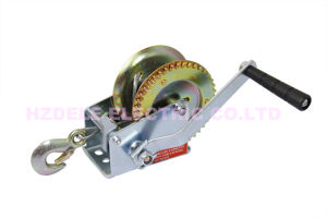 Autobrake Wire Rope Hand Winch pictures & photos