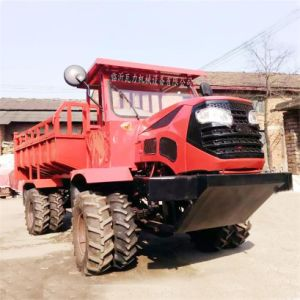 Four Wheel Drive Garden Transporter Type Tractor