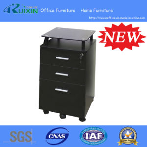 2017 Hotsale Wooden File Cabinet with Casters Rx-B4008 pictures & photos