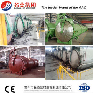 Sand Lime Fly Ash AAC Autoclave pictures & photos