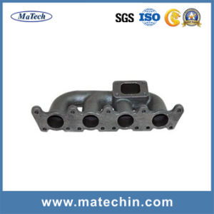 Precision Turbo Exhaust Manifold Iron Casting pictures & photos