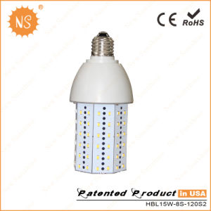 High Quality SMD3528 360 Degree E27 15W LED Corn Light