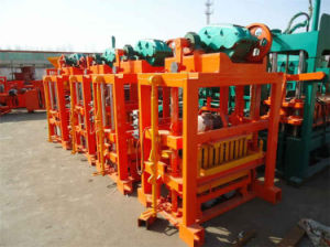 Small Industry Concrete Block Making Machine with Brick Machine pictures & photos