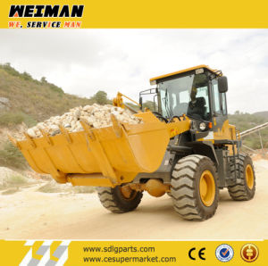 Sdlg LG918 Mini Wheel Loader for Sale pictures & photos