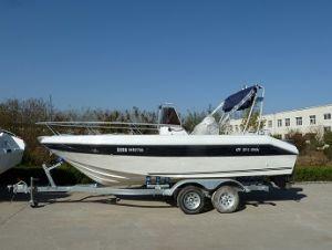 Waterwish Qd 20.5 Open Fiberglass Fishing Boat
