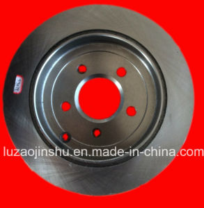 ISO Certificated Brake Rotor of 55078